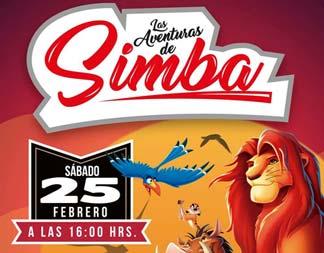 las aventuras de simba