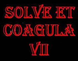 solve et coagula vii