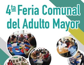 feria comunal del adulto mayor